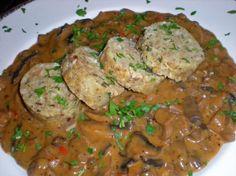 Chanterelle Goulash Recipe - Food.com: Food.com
