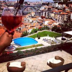 Dining at the Michelin Star, Yeatman Restaurant in Porto, Portugal #MurphysDoPortugal
