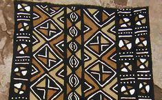 Fayston Elementary Art: West African Mud Cloths, link to interactive site from the Smithsonian to create your own virtual mud cloths African Textiles, African Fabric, African Art, African Patterns, African Prints, Shibori, African Mud Cloth, Textile Patterns, Floral Patterns