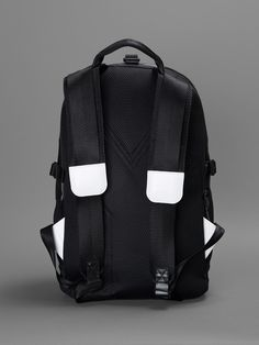 Y-3 DAY NEOPRENE BACKPACK WITH ZIPPED COMPUTER SLEEVE ON THE BACK AND ONE INTERNAL ZIPPED POCKET HEIGHT: 42CM WIDTH:27CM DEPTH: 10CM
