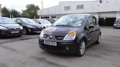 Used 2005 (05 reg) Black Renault Modus 1.6 Initiale 5dr for sale on RAC Cars