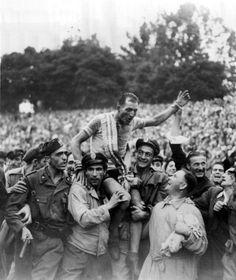......Gino Bartali, Giro, 1946!