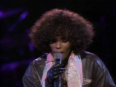 Whitney Houston - Didn't We Almost Have It All. You have to listen to the whole song... this will help you remember what a talent she had before the 10 year fall...