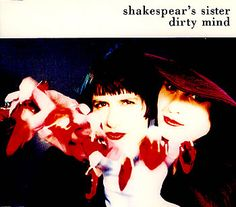 Dirty Mind Shakespears Sister, Vintage Vinyl Records, Lps, Shakespeare, Sisters, Movie Posters, Film Poster, Billboard