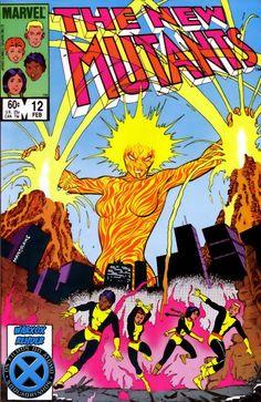 SAM-COMICS: Os Novos Mutantes V1 12