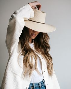 straw hats are Summer long weekend musts ☀️.and we're the only boutique in Calgary that carries them! Swipe over! Palm Springs Style, Summer Hats, Girl With Hat, Hats For Women, Winter Outfits, Hat Hair, My Style, Straw Hats, Casual
