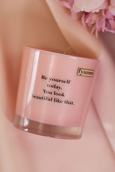 Be yourself today, you look beautiful like that. We prioritize naturality and hand pour our candles using a natural soy wax blend. Our candles are made of 100% paraffin free vegetable wax. Soy wax has its own off-white color and due to the nature of essential oils, it may discolor over time. Our soy candles are highly scented using the finest ingredients from European fragrance houses.