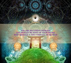 pleiadedolphininfos: Anna Merkaba ~ You are becoming Merlins – The sign...