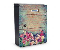 Пощенска кутия Flower