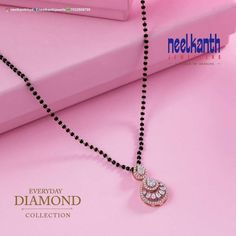 Antique Jewellery Designs, Fancy Jewellery, Gold Jewellery Design, Temple Jewellery, Pearl Necklace Designs, Gold Earrings Designs, Gold Necklace, Simple Necklace, Diamond Mangalsutra