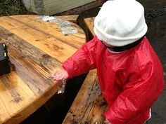 Rainy Day Rubbings – Exploring Pattern Outside — Creative STAR Learning | I'm a teacher, get me OUTSIDE here!