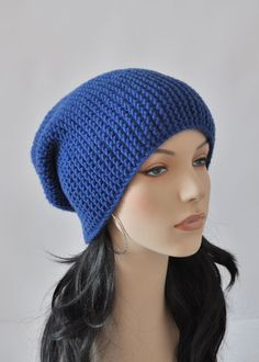 Items similar to Hat/knitted hat. on Etsy Crochet Beanie, Knitted Hats, Knit Crochet, Crochet Hats, Vogue Knitting, Baby Knitting, Knitting For Charity, Knit Baby Sweaters, Crochet Woman