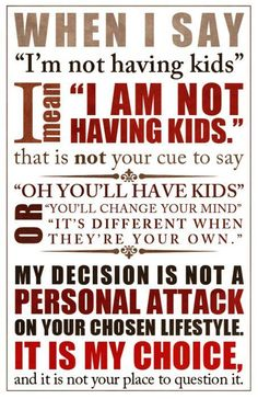 on not having children being fruitful and being a feminist - Child Pictures Free