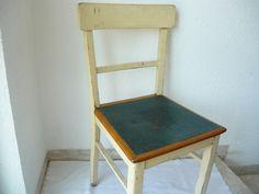 Frankfurter küchenstuhl ~ 50er jahre teak lehnenstühle o. d. møbler stuhl stühle büro