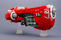 Firebird - side | by Sylon-tw #spaceship – https://www.pinterest.com/pin/340514421810827472/