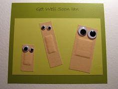 cute get well card