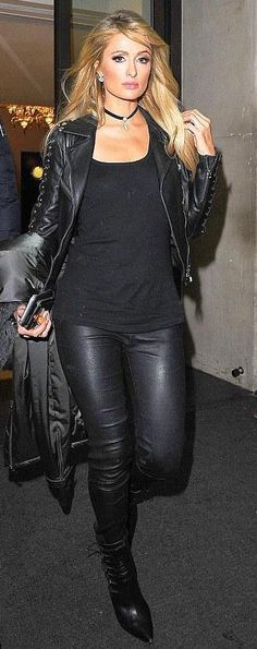 Paris Hilton Out and about in London! #stylegoals! from @stylegoals's closet