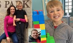 Five-year-old Kenny Kreuscher was visiting family in Montana on March 5 when he was shot dead by his mother, 41-year-old Sara Atkinson, in his sleep.