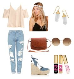 """""""Petty no.1"""" by mayaandrews88 on Polyvore featuring Topshop, H&M, Yves Saint Laurent, Boohoo, BillyTheTree, Victoria Beckham and Juicy Couture"""