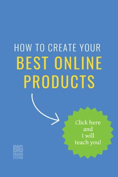 Figure out what to sell to make money online with your business. Learn how to create and test your ideas using this easy guide from BIG Brand System. Click here to start making money now! Online Business Plan, New Business Ideas, Business Advice, Business Planning, Make Money Now, Earn Money From Home, Make Money Blogging, Online Side Jobs, How To Get Clients