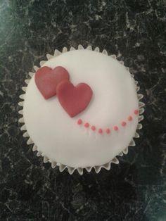 Valentines cupcakes