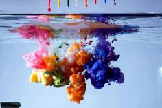Funny pictures about Ink is amazing. Oh, and cool pics about Ink is amazing. Also, Ink is amazing. Movement Photography, Shutter Speed Photography, Color Photography, Macro Photography, Creative Photography, Underwater Photography, Ink In Water, Water Art, Tumblr Colors