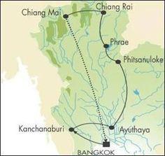 Splendeurs de Thailande Circuit Thailande avec Voyages Auchan