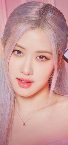 Lisa Blackpink Wallpaper, Rose Wallpaper, Cute Korean Girl, Korean Girl Groups, K Pop, Foto Rose, Rose And Rosie, Rose Queen, Blackpink Poster