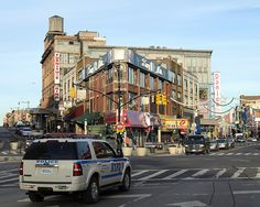the bronx new york | Mott Haven Intersection, Bronx, New York City | Flickr - Photo Sharing ...