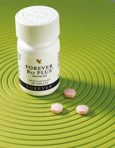 Forever Plus combines vitamin with Folic Acid in a time-release formula to help make possible for cell division, DNA synthesis, red blood cell production and proper nerve function. Vitamin B12, Unique Wedding Favors, Unique Weddings, Third Month Of Pregnancy, Dna Synthesis, Forever Living Business, B12 Deficiency, Nerves Function, Folic Acid