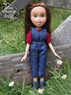 Tree Change Dolls® Doll 199 OOAK repainted by TreeChangeDolls