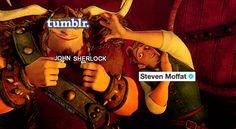 * tangled sherlock sherlock holmes my stuff john watson bbc sherlock johnlock sh moffat mofftis