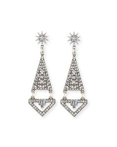 Electra+Crystal+Statement+Earrings+by+Lulu+Frost+at+Neiman+Marcus.