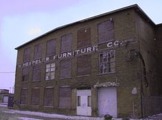 Abandoned Hespeler Furniture Company(The Hespeler Furniture Company was started in 1901 in Hespeler, Ontario (now a part of Cambridge) by Mr. George A. Gruetzner, who was originally from Buffalo, N.Y. He worked for The Simpson Co. of Berlin (now Kitchener), Ont., first as a salesman and then as the manager of its factory in Berlin) Pic-1 Abandoned Buildings, Abandoned Places, Furniture Companies, Cambridge, Ontario, Interior And Exterior, Have Fun, Places To Visit, Canada