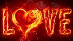 Amor de fuego que crece con cada anochecer y sobrevive al tiempo aunque lo lastimen cada amanecer