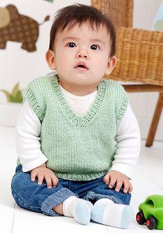 Ravelry: Vested Baby Boy pattern by Scarlet Taylor