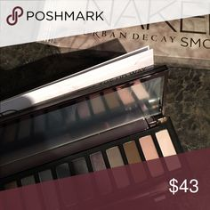 Urban Decay Naked Smokey Eye Palette Beautiful palette!  New in box.  Check out my Naked 2 listing. Urban Decay Makeup Eyeshadow