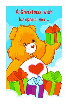 Care Bear Christmas Wish