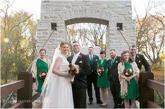 Julie & Colin | Milwaukee Fall Wedding Photography HeatherCookElliott.com