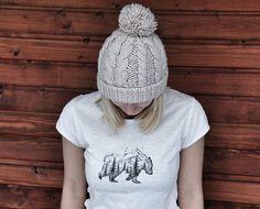 Tričká - Ručne kreslené tričko - 7961402_