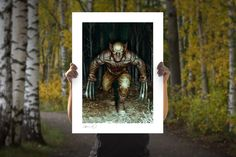 Wolverine Fine Art Print by Sideshow | Sideshow Fine Art Prints Marvel Wolverine, Marvel Comics Art, Lee Bermejo, Embossed Seal, Artist Signatures, Sideshow Collectibles, Dark Forest, Metal Wall Art, Comic Art