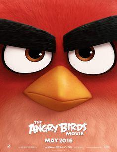 """Confira curiosidades sobre """"Angry Birds - O Filme"""", que conta com dublagem de Marcelo Adnet [...]"""