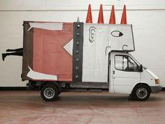 Creative Street Art By Sandrine Boulet, http://hative.com/creative-street-art-by-sandrine-boulet/,