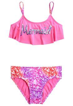 Mermaid Flounce Bikini Swimsuit