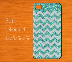 Glitter iPhone 5c Case,iPhone 5s Case,Iphone 5 Case,chevron Glitter cover skin case,hard Plastic Geometric Phone Case, (NOT ACTUAL GLITTER)