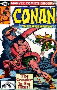 Conan #116