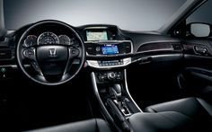 Introducing the all-new 2013 Honda Accord, with a luxurious passenger cabin loaded with dynamic features to improve your driving experience.