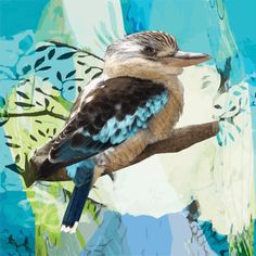 Give a gift to remember! Our Kookaburra cushion is the perfect way to brighten up any home. All cushion covers are made from microfibre.