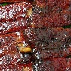 Sweet Baby Ray's crock pot ribs