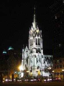 St Francis Xavier Church, St Louis MO